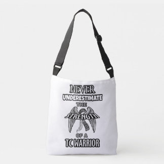NEVER...TC Warrior Crossbody Bag