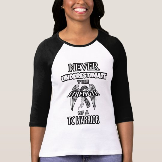NEVER...TC Warrior T-Shirt