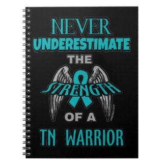 Never...TN Warrior Notebooks