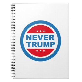 Never Trump 2016 Note Books