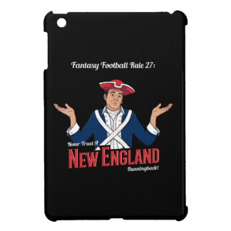 Never Trust a New England Runningback! Cover For The iPad Mini