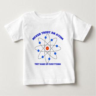Never Trust an Atom Baby T-Shirt