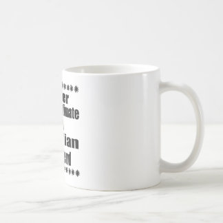 Never Underestimate A Chadian Boyfriend Coffee Mug