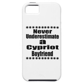 Never Underestimate A Cypriot Boyfriend iPhone 5 Cases