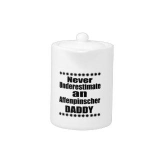 Never Underestimate Affenpinscher Daddy