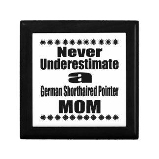 Never Underestimate German Shorthaired Pointer Mom Gift Box