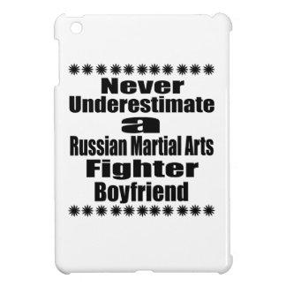 Never Underestimate  Russian Martial Arts Fighter Case For The iPad Mini
