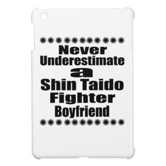 Never Underestimate  Shin Taido Fighter Boyfriend iPad Mini Covers