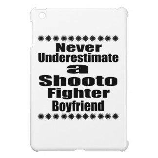 Never Underestimate  Shooto Fighter Boyfriend iPad Mini Cases