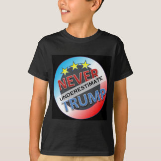 Never Underestimate The Donald T-Shirt