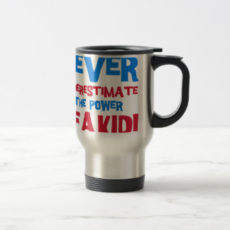 Never underestimate the power of a kid travel mug