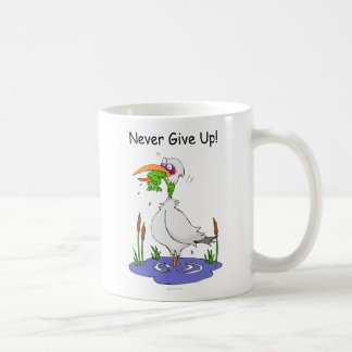 NeverGiveUp_20100715 Coffee Mug