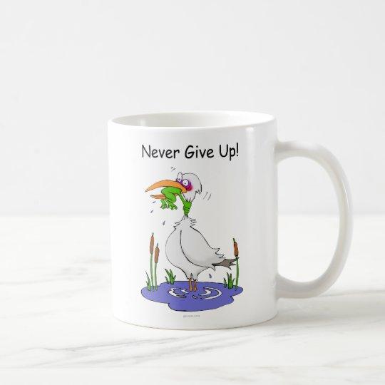 NeverGiveUp_20100715 Coffee Mug