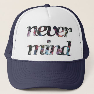 Nevermind Hat