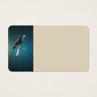 Nevermore Collection Business Cards