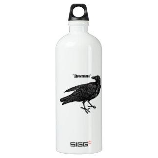 Nevermore Raven SIGG Traveler 1.0L Water Bottle