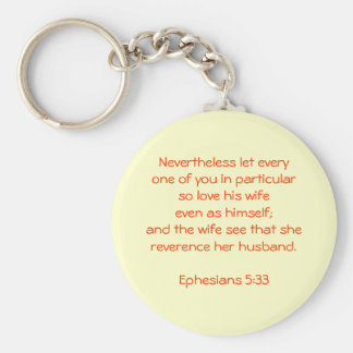 Nevertheless let everyone of you in particular ... basic round button keychain