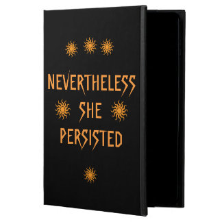 Nevertheless She Persisted Powis iPad Air 2 Case