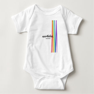 Nevertheless, She PERSISTED with Rainbow Baby Bodysuit