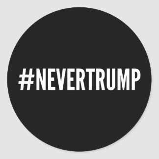 NeverTrump Sticker
