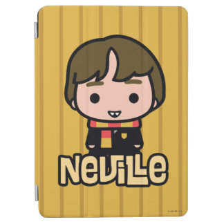 Neville Longbottom Cartoon Character Art iPad Air Cover