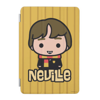 Neville Longbottom Cartoon Character Art iPad Mini Cover