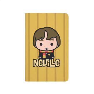 Neville Longbottom Cartoon Character Art Journal