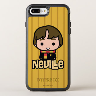 Neville Longbottom Cartoon Character Art OtterBox Symmetry iPhone 8 Plus/7 Plus Case