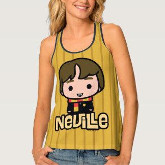 Neville Longbottom Cartoon Character Art Tank Top