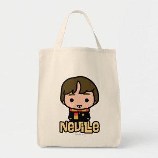 Neville Longbottom Cartoon Character Art Tote Bag