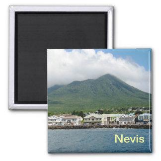 Nevis Island magnet