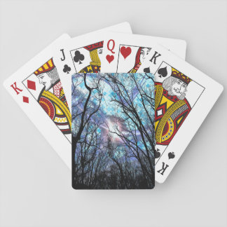 New 4 Standard Playing Cards