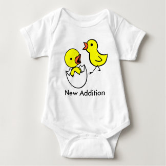 """""""New Addition"""" For Growing Family  Infant Shirt"""