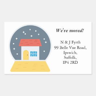 New Address Stickers