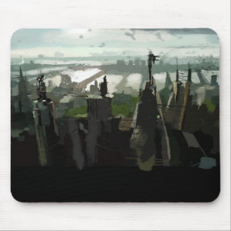 New age competition mousepad