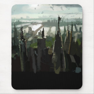 New age competition mouse pad