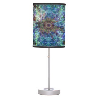New Age Light Shade Table Lamp