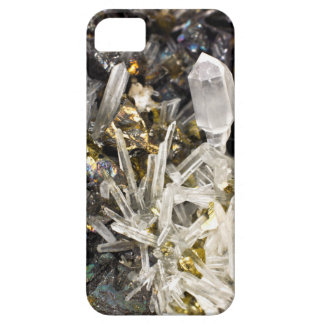 New Age Spiritual Crystal Rock Gemology Case For The iPhone 5