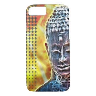 New Age Yoga Meditation Spiritual Zen Buddha iPhone 7 Case