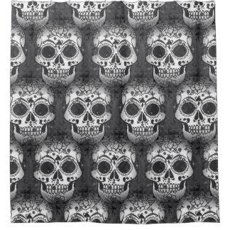New allover skull pattern