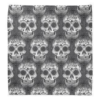 New allover skull pattern bandana
