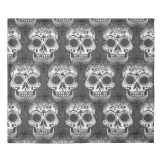 New allover skull pattern duvet cover