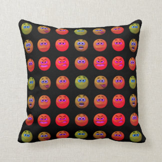 New Alphabet Throw Pillow