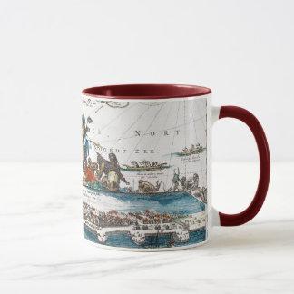 NEW AMSTERDAM, 1673 MUG