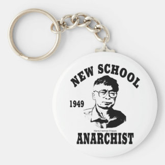 New Anarchists -- Hans-Hermann Hoppe Keychain