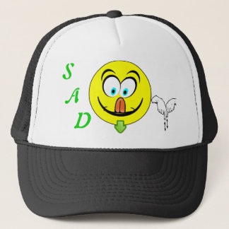 new and creative trucker hat