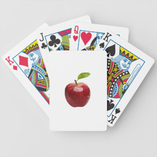 New  apple bicycle playing cards