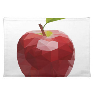 New  apple placemat