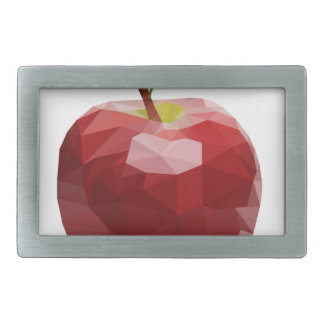 New  apple rectangular belt buckles