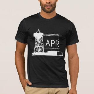 New APR logo Tee